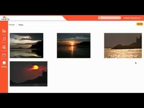 Overip-ng - Space: Músicas e fotos