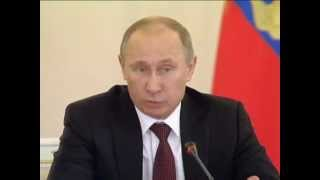 "PRESIDENT OF RUSSIA, VLADIMIR PUTIN: ""No reason not to sign US ADOPTION BAN Bill"""