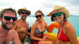 Island Hopping In The Philippines!- Sailing SV Delos Ep. 41