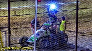 Arizona Speedway USAC Sprint Car Feature