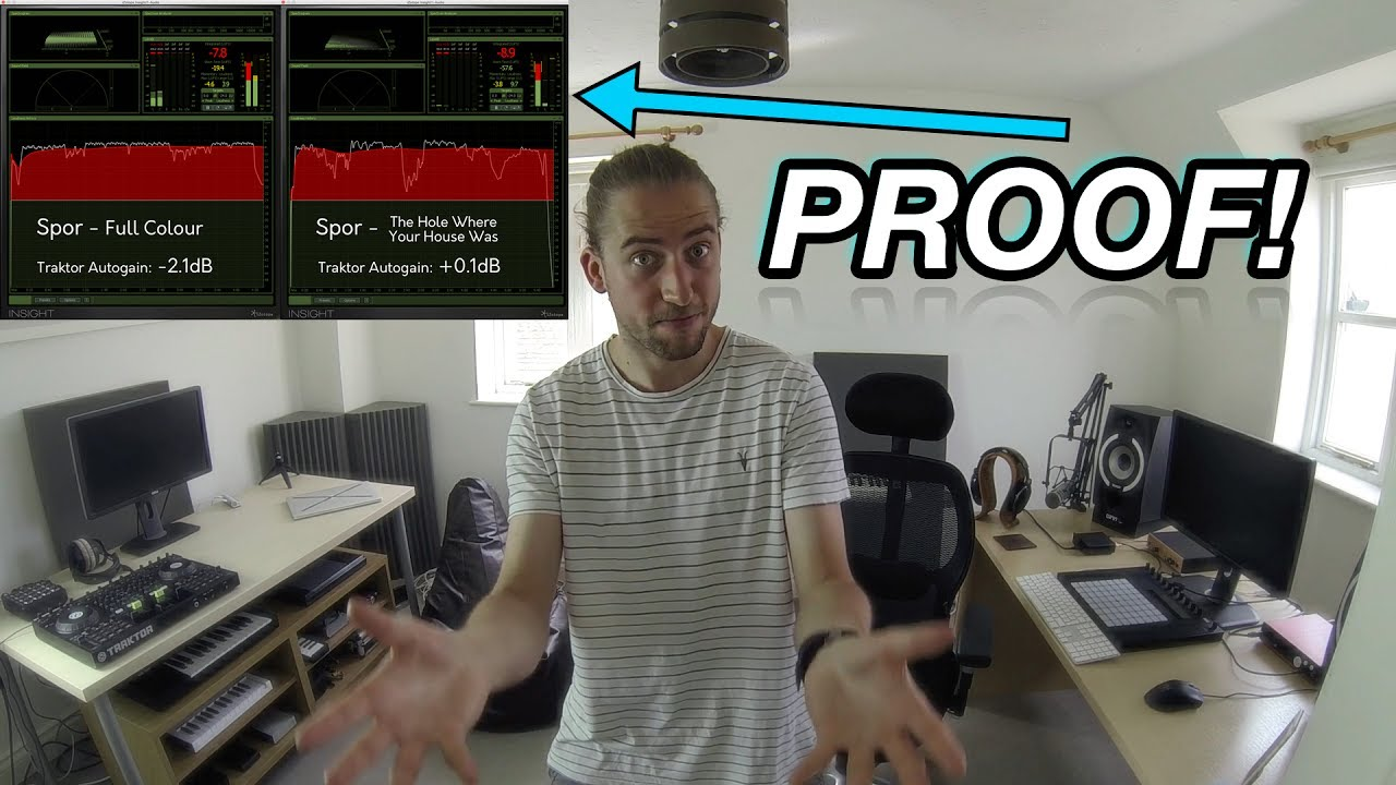 Download How to Trick Spotify into Playing Your Track Louder (YouTube, iTunes, etc.. too!)