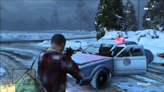 Grand Theft Auto V (GTA 5) Walkthrough Part 1: Prologue