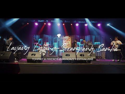Tohpati & Friends @JavaJazz 2018 ; Layang Layang -Serampang Samba