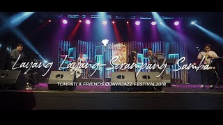 Tohpati & Friends - @JavaJazz 2018 ; Layang Layang -Serampang Samba