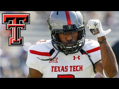 Reginald Davis || Official Texas Tech Highlights