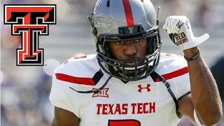 Reginald Davis || Official Texas Tech Highlights