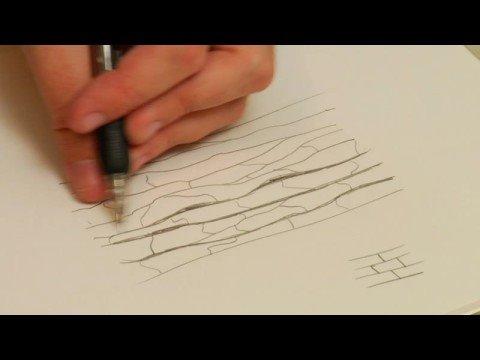 Drawing Popular Cartoon Characters How To Draw Oak Bark Youtube