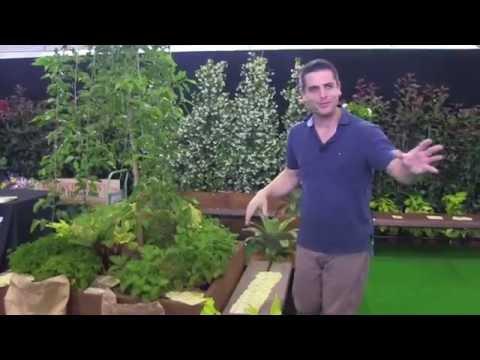 Secret Garden at Better Homes & Gardens LIVE, Sydney 2015
