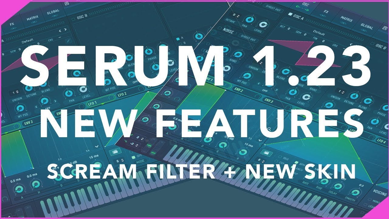 Xfer Records Serum v1 23b7 Full Win - Freshstuff4you