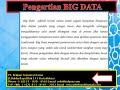 TLP / WA +62 813 – 8143 – 2012 , Big data machine learning data mining