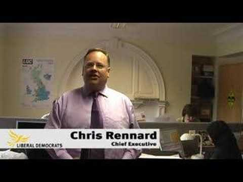 Chris Rennard: Come to the by-elections