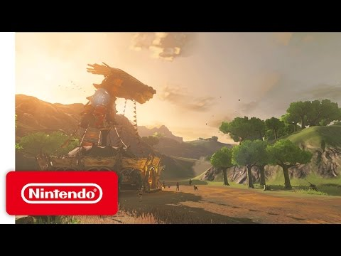 The Legend Of Zelda: Breath Of The Wild comparte nuevo tráiler con Link ¿y Zelda?