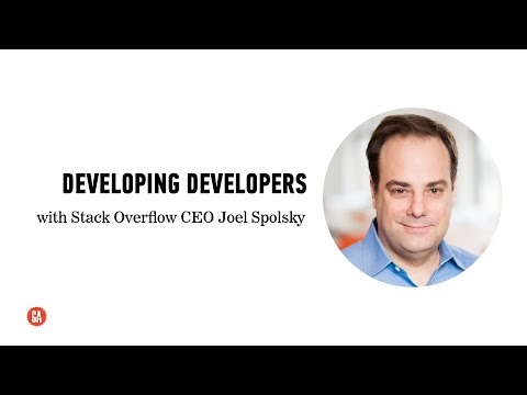 Joel Spolsky (CEO of Stack Overflow) on Startups, Programming and Developer Culture