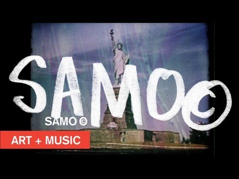 SAMO© - Jean-Michel Basquiat - N.A.S.A. + Kool Kojak + Fab Five Freddy