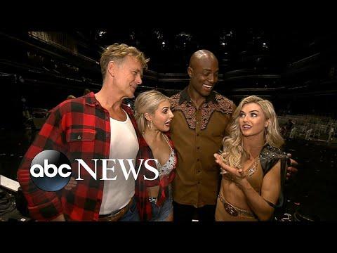 DeMarcus Ware, John Schneider react to 'DWTS' elimination