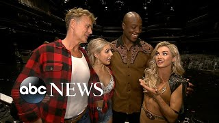 DeMarcus Ware, John Schneider react to 'DWTS' elimination