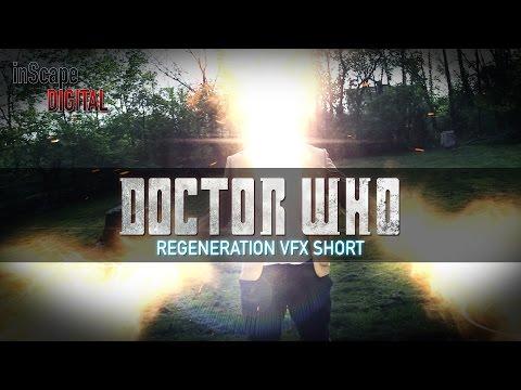 Doctor Who Regeneration VFX Short