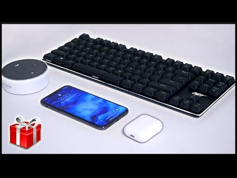 Best Tech Gifts of 2017!
