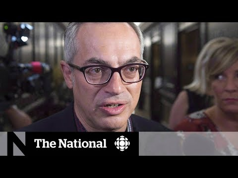 Tony Clement leaving