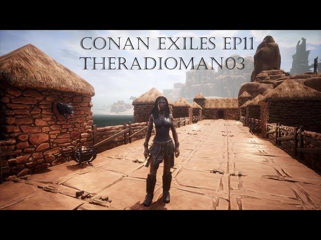 Conan Exiles EP11 Bigger is Better