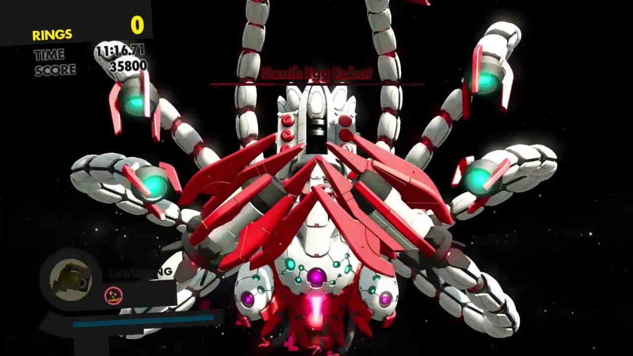 Sonic Forces Stage 30 Death Egg Robot Final Boss Youtube