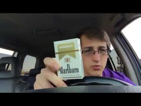 NickTheSmoker - Marlboro Lights (Gold)