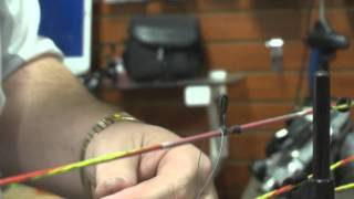 griv shows the secret of the torque less d loop at archery learning center