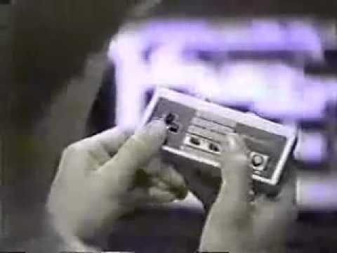 First NES commercial 1985