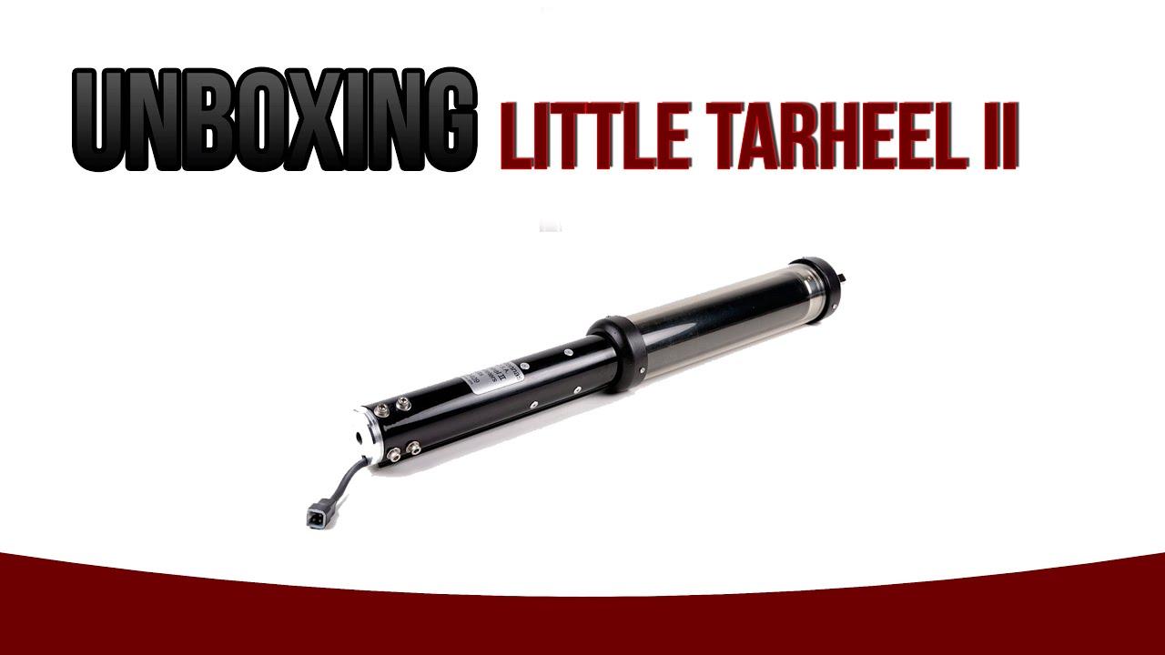 Unboxing & Review Antena Little Tarheel II