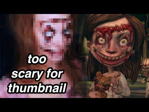 AM I AN INSANE CHILD? | Alice Madness Returns Makeup Tutorial thumbnail
