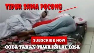 Download Video PRANK ISTRI TIDUR SAMA POCONG NO SETTINGAN MP3 3GP MP4