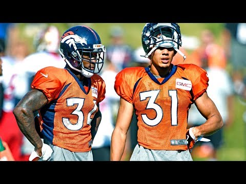 Broncos Justin Simmons and Will Parks hoping to become stars on the No Fly Zone soon