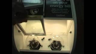 Энергосберегающий стеклопакет.(Несложный прибор демонстрирует принцип работы стеклопакета с энергосберегающим стеклом, которое иногда..., 2010-09-13T08:28:38.000Z)