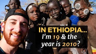 In ETHIOPIA, I'm 19 and the Year is 2010...