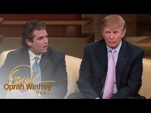 Why Donald Trump Jr. Doesn't Like Using the Trump Name | The Oprah Winfrey Show | OWN