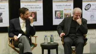 Emanuel Ax: Offstage at Barnes & Noble (5 of 6)