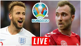 ? England vs Denmark | UEFA EURO CUP 2020 | Live Match Today | 2021 ? PES21 HD Gameplay watch