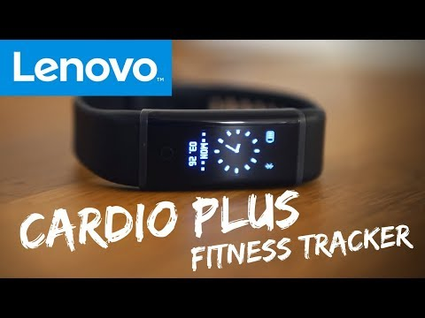 [REVIEW] Lenovo Cardio Plus (HX103W) - Best 2018 budget fitness tracker?