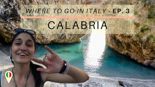 CALABRIA Travel Guide   The unknown pearl of South ITALY! [Where to go in Italy]