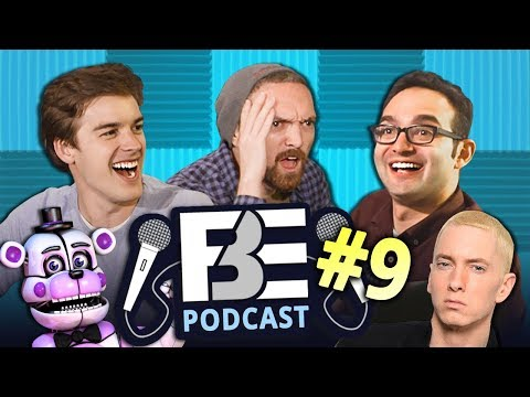 FBE PODCAST | MatPat Reacts: The YouTube Algorithm Hour! (Ep