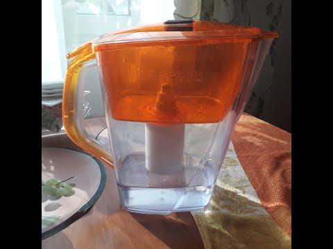Как почистить фильтр для воды