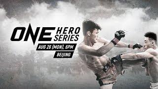ONE Hero Series August