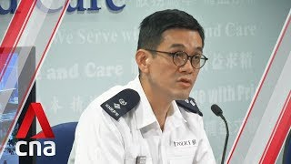 HK officer shot protester because of threat to steal gun: Police