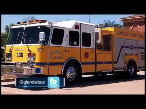 Glendale Mayor's Bee Attack Prompts Glendale Firefighter Refresher Training and Public Bee Safety