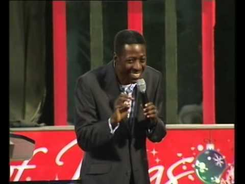Pastor Sam Adeyemi In Thought And Character #1Of3