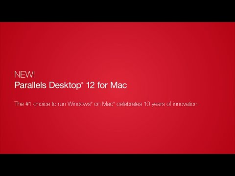 What's New in Parallels Desktop 12 for Mac