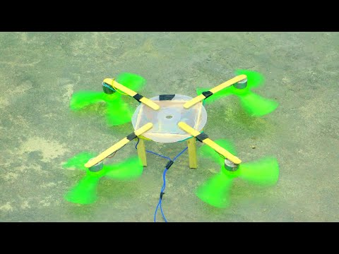 3 simple model drone making tips - very easy and simple method