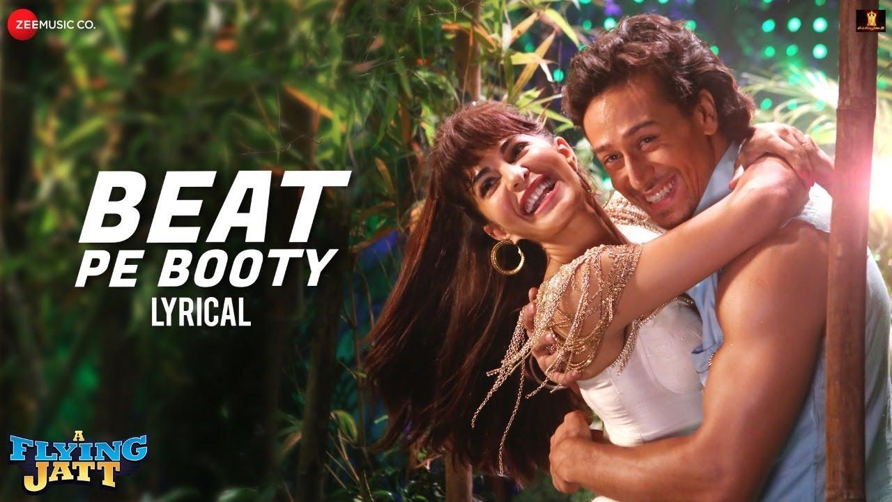 Download Beat Pe Booty - Lyrical   A Flying Jatt   Tiger S, Jacqueline F   Sachin, Jigar, Vayu & Kanika K