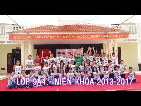 Thời Học Sinh -  One Day (Lớp 9A4, Niên Khóa 2013-2017, THCS Từ Sơn, Bắc Ninh)