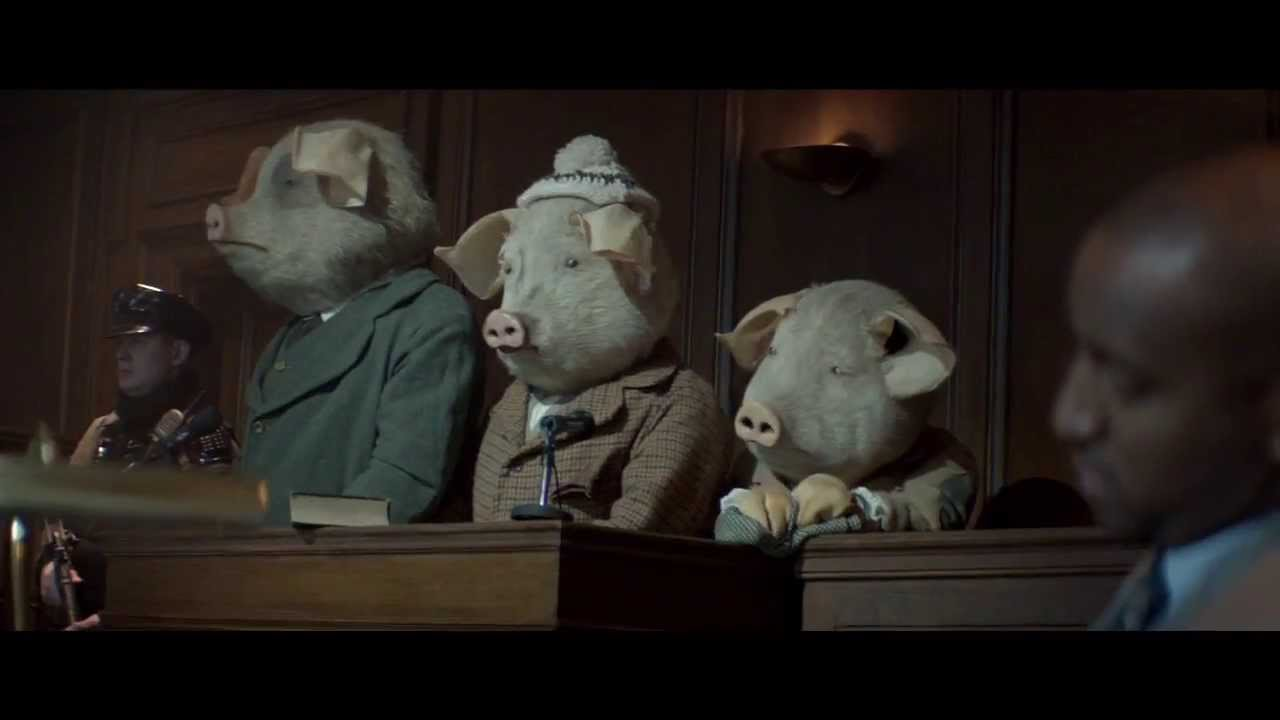 "Cannes Lion Award-Winning ""Three Little Pigs advert"" - YouTube"